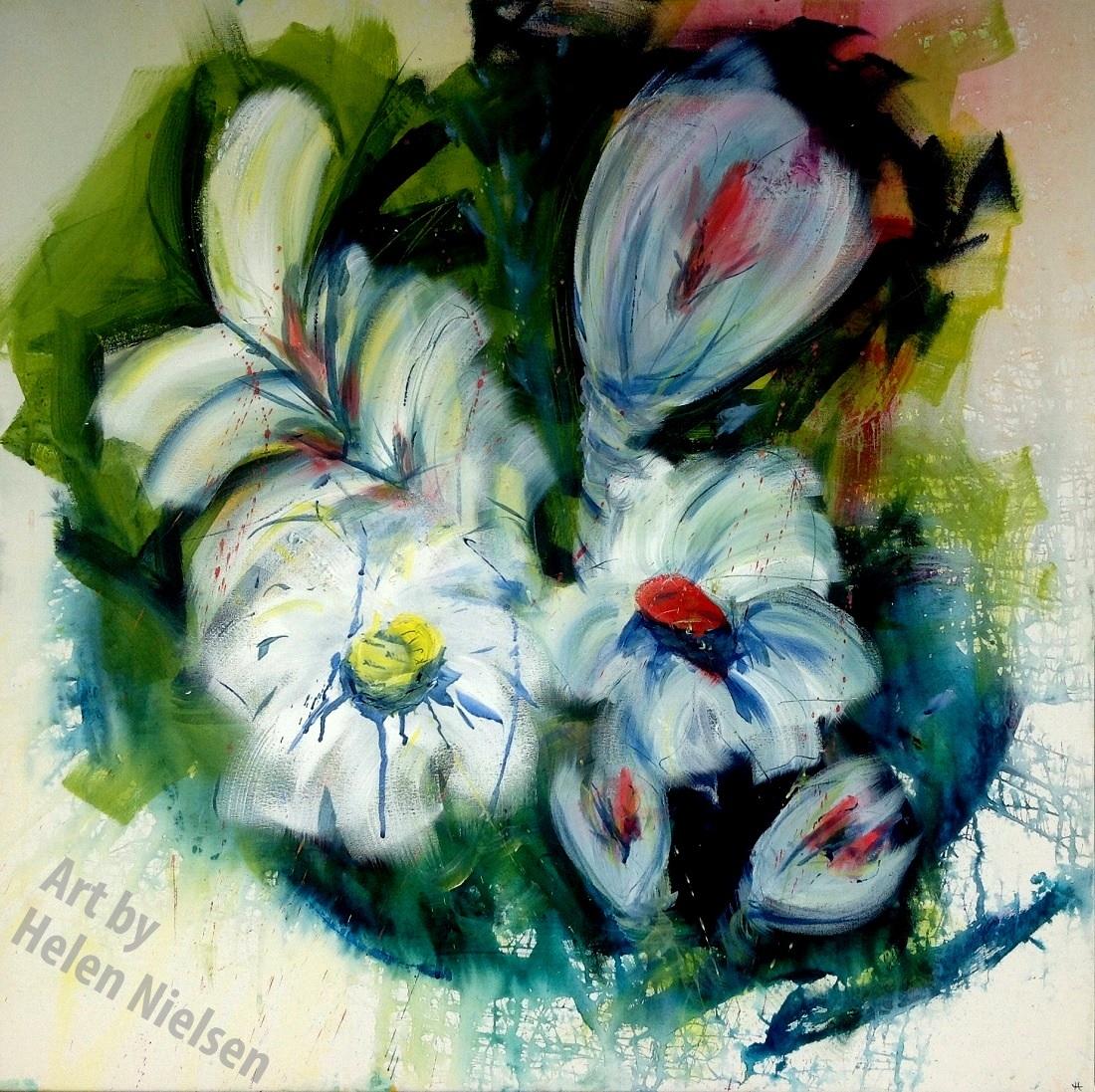 Våde Blomster